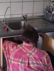 Ozmózis Víztisztító szerviz karbantartás